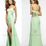 Top 5 Faviana Prom Dresses 2014