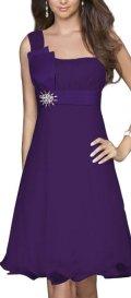 cheap prom dresses uder 100 short purple