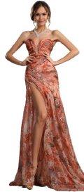 prom dresses under 200 strapless floral