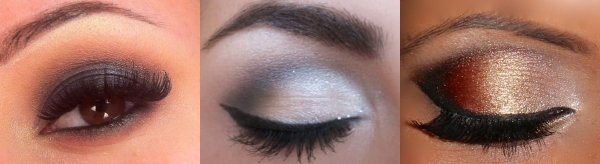 prom makeup ideas for brown eyes