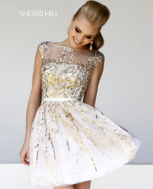Beautiful Short Prom Dresses