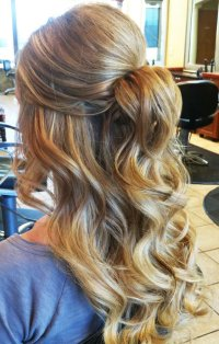 Peachy Long Hairstyles For Prom 2015 Tutorials Photos And More Hairstyles For Women Draintrainus