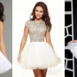 White Prom Dresses – Choosing Style, Makeup & Accessories