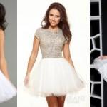 White Prom Dresses 2016