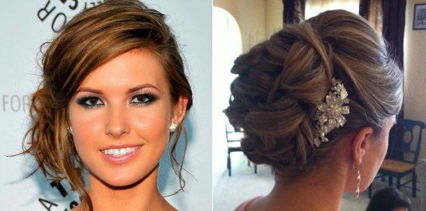 Awe Inspiring Prom Hairstyle Updos 2015 Find Ideas Tips Amp Tutorials Short Hairstyles Gunalazisus