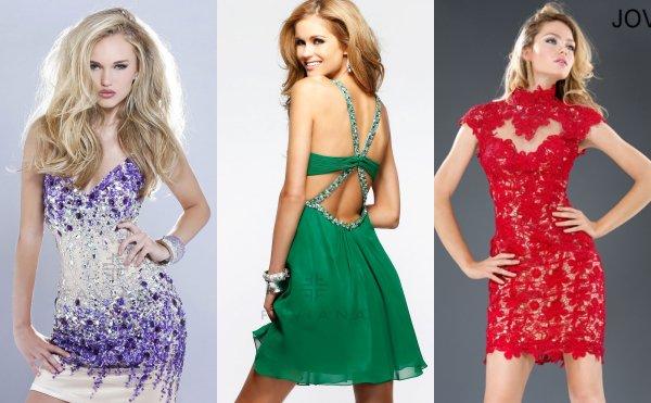 short sexy prom dresses