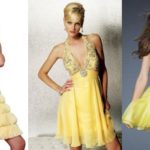 Yellow Prom Dresses – Short, Cheap & Plus Size
