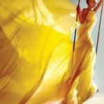 Yellow Prom Dresses 2015
