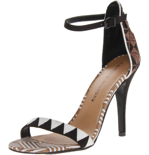 brown Chinese Laundry LA Paz high heel prom shoes 2015