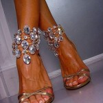Discover How to Glam up Your Simple Prom Shoes!