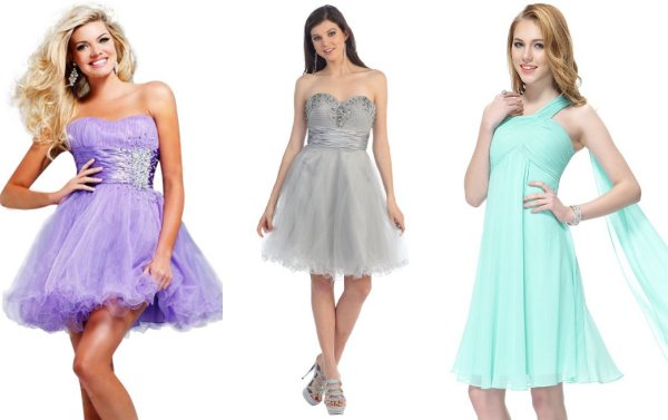 Short Prom Dresses - Find the Perfect Short Prom Dress!