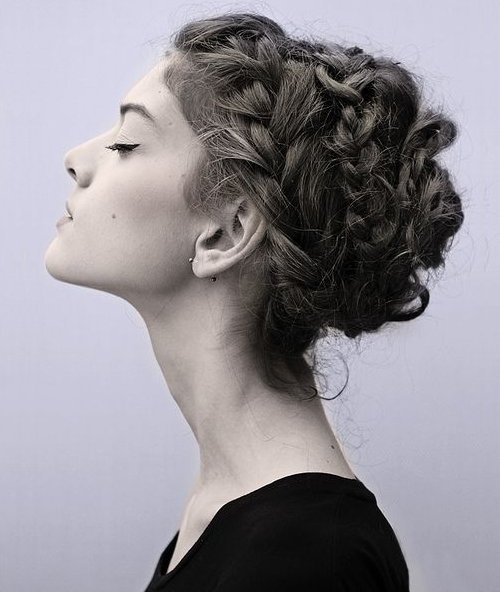Cute Prom Updo Hairstyles 2015 - Ideas (with Pictures)